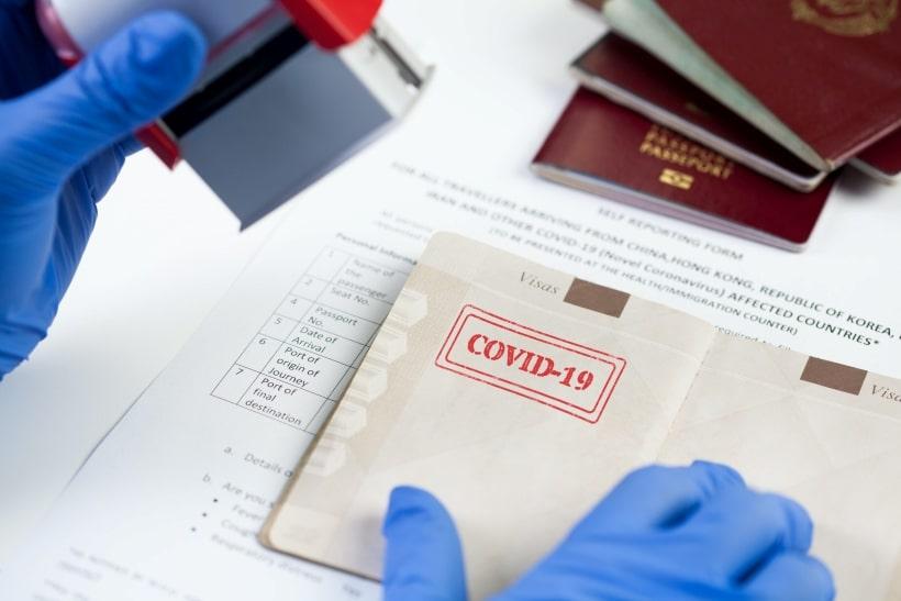 Vulnera derechos el pasaporte de vacunación contra el covid19
