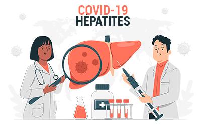 Covid et hepatites