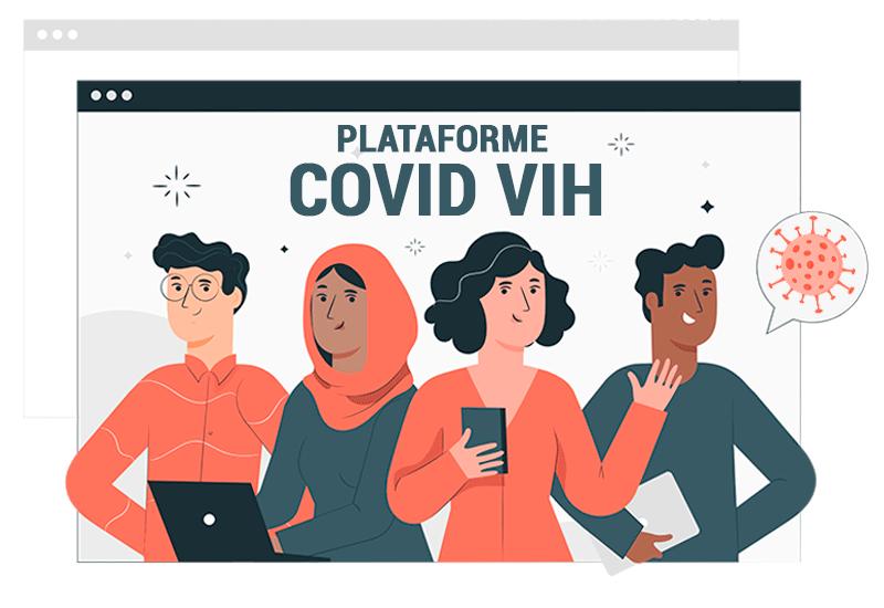 Plataforme COVID VIH